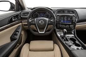 2018 Nissan Maxima SV Interior s 6247 Carscool