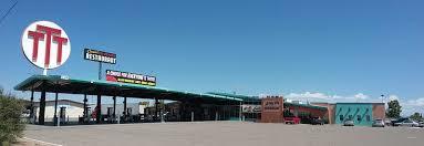 100 Ttt Truck Stop Tucson Az Triple T AZ Travel Directory Ing 411