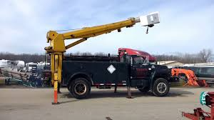 1990 Ford F-800 Digger Derrick Truck | For Sale | Online Auction ... Digger Derricks For Trucks Commercial Truck Equipment Intertional 4900 Derrick For Sale Used On 2004 7400 Digger Derrick Truck Item Bz9177 Chevrolet Buyllsearch 1993 Ford F700 Db5922 Sold Ma Digger Derrick Trucks For Sale Central Salesdigger Sale Youtube Gmc Topkick C8500 1999 4700 J8706