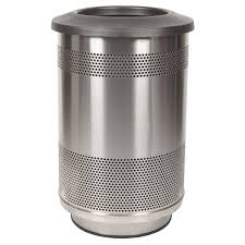 Bathroom Wastebasket With Lid by Confortable Modern Bathroom Wastebasket Also Modern Bathroom Trash