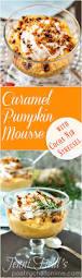 Nilla Pumpkin Mousse Trifle by Caramel Pumpkin Mousse With Cocoa Nib Streusel Progressiveeats