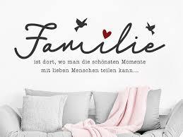 wandtattoo familie ist dort wo die schönsten wandtattoos de