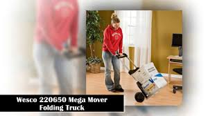 Top 9 Hand Truck To Buy In 2018 - YouTube Wesco 220650 Alinum Mega Mover Lweight Folding Truck 550lb Grainger Approved Hand Truck225 Lbload Cap Mini Walmartcom Similiar Dolly Keywords Collapsible Trucks Wheels For Handtruck 150700 Bh Photo Noble Supply Logistics Wesco Alinumpoly New Amazon Seville Classics Folding Platform Cart Compare Prices At Nextag Moving Supplies The Home Depot 220649 Raptor Uk Heavy Duty Handle 270389 Bizchaircom