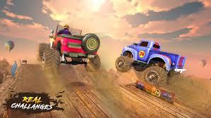 100 Monster Trucks Games Xtreme MMX Truck Racing Offroad Fun
