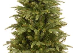 6ft Artificial Christmas Tree Bq by 4ft Weeping Spruce Potted Feel Real Artificial Christmas Tree
