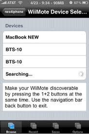 iPhone nes emulator