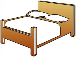 Make bed clipart free clipart images 5
