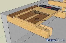pose carrelage pose carrelage sur plancher bois moderne design