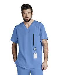 Ceil Blue Scrub Sets by Barco One Tafford Uniforms
