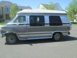 1994 Chevrolet G20 Hi Top Conversion Van VERY LOW RESERVE