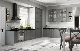 landhaus einbauküche lora küchenzeile 260 cm im landhausstil weiß beige o grau