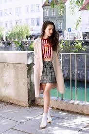 Wear Summer Clothes On A Day Winter Lookbook Youtube Cold Spring Outfits To
