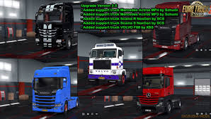 100 Truck License Plate Pack For Modified S V40