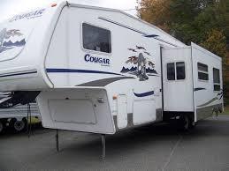 2005 Keystone Cougar 5th Wheel