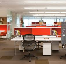 fice Furniture Solutions from Knoll White Desks and Chairs from Knoll