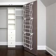Over The Door Bathroom Organizer by Over The Door Storage