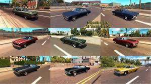 Jazzy Cat Car Traffic | American Truck Simulator Mods