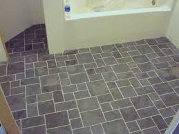 bathroom floor bathroom flooring slate slate