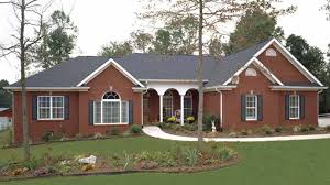 Brick House Styles Pictures by Ranch Style House Plans And Homes At Eplans Ranch House