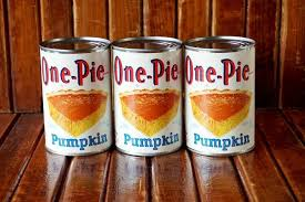 Pumpkin Puree Vs Pumpkin Pie Filling by The Great Pumpkin Pie Lie It U0027s Actually Canned Squash Chowhound
