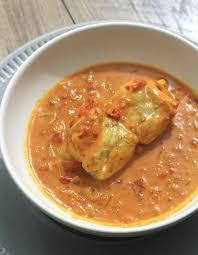 cuisine queue de lotte queue de lotte au curry délizioso