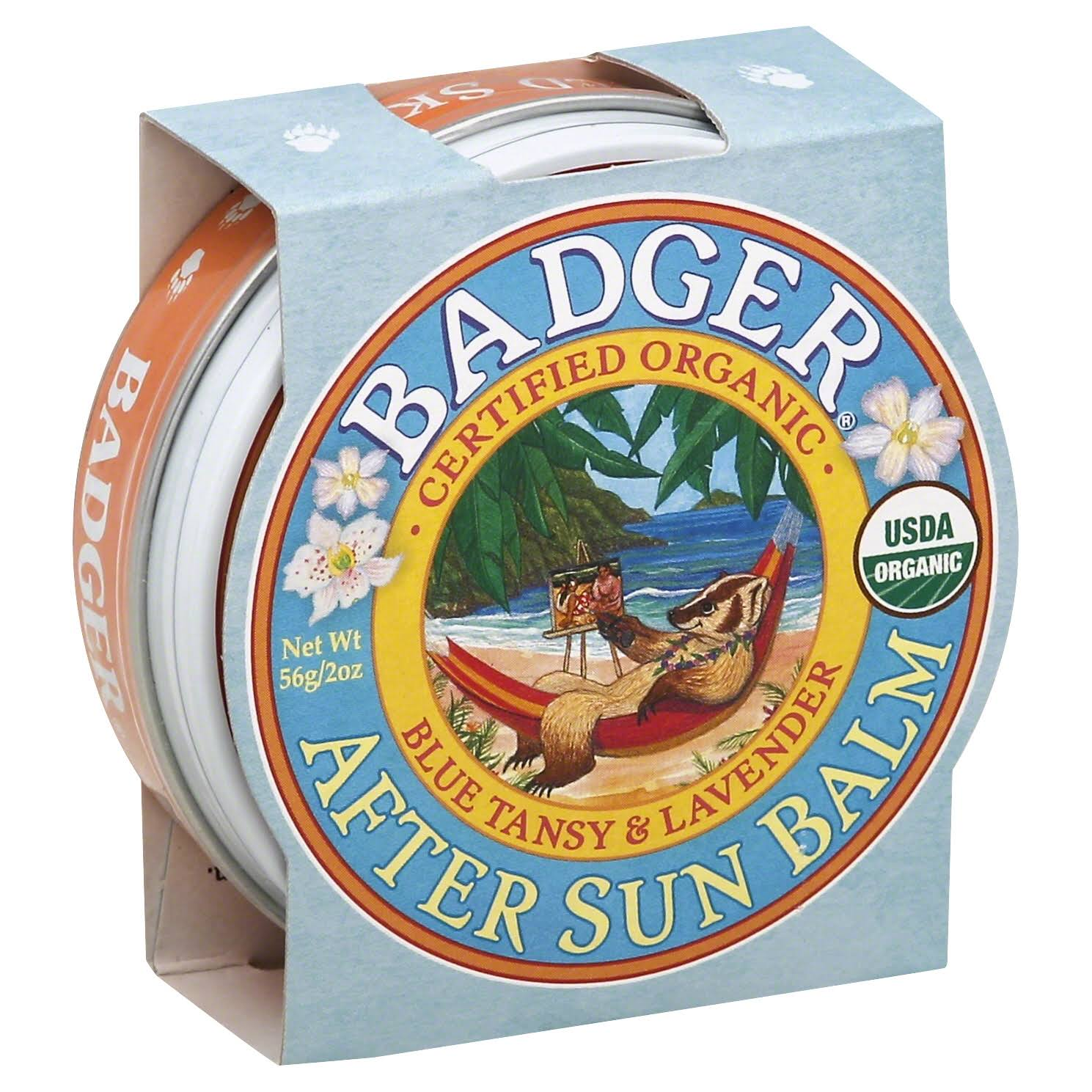 Badger After Sun Balm - 56g