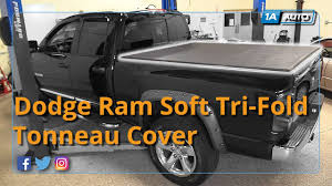 100 Leonard Truck Bed Covers How To Install 6 12 Foot Soft TriFold Tonneau Cover 0208 Dodge