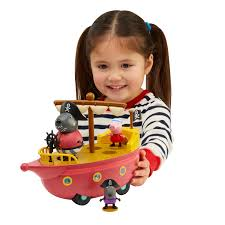 peppa pig grandad s pirate ship