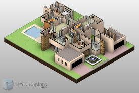 104 Contemporary House Design Plans 4 Bedroom Modern Modern S Nethouseplansnethouseplans