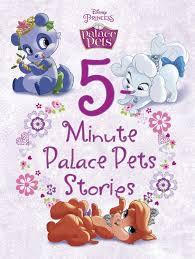 Palace Pets Pumpkin by 5 Minute Palace Pets Stories Disney Books Disney Publishing