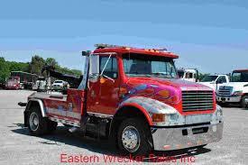 100 International Truck Sales 1999 4700 With JerrDan 12ton Wrecker Eastern