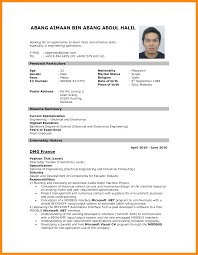 Great Resume Format For Teacher Job With Best Cv Jobs Seekers Of Templates