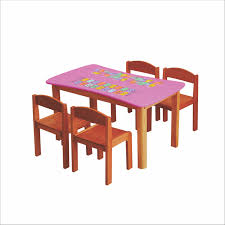 Png Child Table And Chairs Retangular & Free Child Table And ...