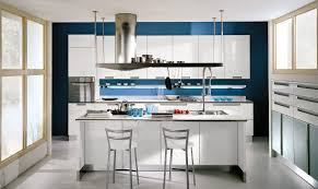 light blue kitchen island quicua