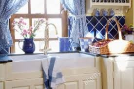Country KitchenCottage Set Mason Jars Walmart Kitchen Valances With Blue Decor