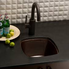 Elkay Copper Bar Sink by Wet Bar Sinks Round Hammered Metal Wet Bar Sink Design Ideas