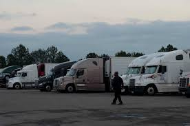 Truck Parking: 'It's Bad All Over'