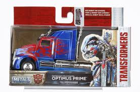 TRANSFORMERS LAST KNIGHT Optimus Prime Truck Phantom Diecast 1:48 ...