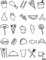 The 25 best Food clipart ideas · Hamburger Cliparts Black