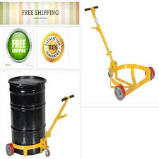 100 Drum Hand Truck Dolly Cart Barrel Tool Caddie Bung Wrench Le