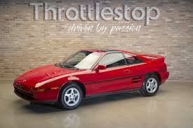 50 Best Used Toyota MR2 For Sale, Savings From $2,569