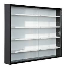 Interlink Display Cabinet Collecty Amazoncouk Kitchen Home