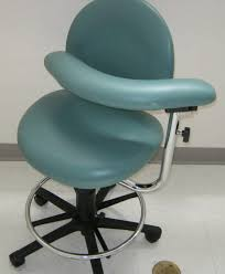 Marus Dental Chair Upholstery by Rgp Assistant Stool Pre Owned Dental Inc