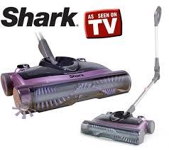 daily steals shark vx3 floor carpet sweeper 19 99 shipped