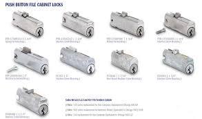 Hon 4 Drawer File Cabinet Lock by Hon File Cabinet Lock Kit Portofinos Us