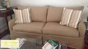 Best Fabric For Sofa by Cozy Cottage Slipcovers
