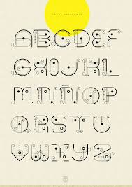 3 Ways To Improve Your Typography Alphabet Design Beautifully