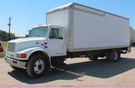 100 International Box Truck For Sale 2001 4700 Box Truck Item H6631 SOLD Septe
