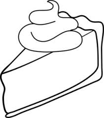 Piece of Pie Clip Art