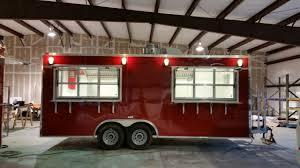 100 Food Truck Window 85 X 20 X 7 Custom Built Concession Trailer With 2 3x6